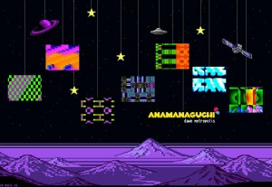 Anamanaguchi 8bit band web site