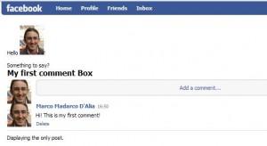 Your first Facebook app with Zend Framework